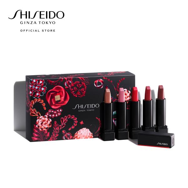 Buy Shiseido x Ribbonesia Limited Edition Expressive Deluxe Mini Set Singapore