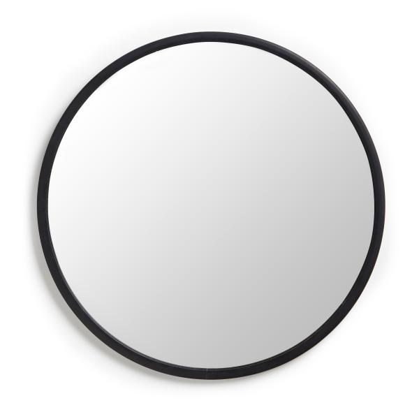 Umbra Hub Mirror 24 Inch Black By Live It Up!.