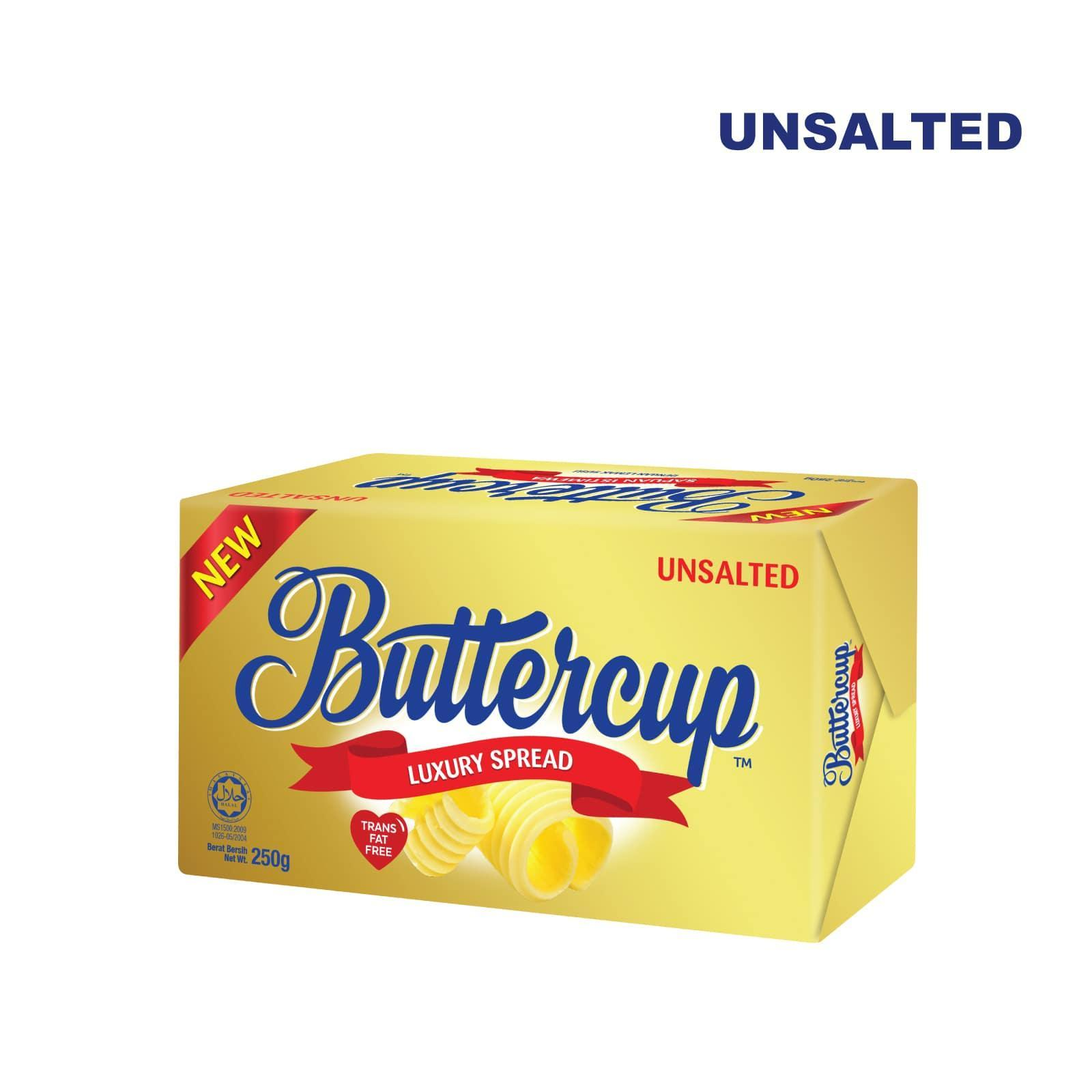 Buttercup Unsalted Luxury Spread