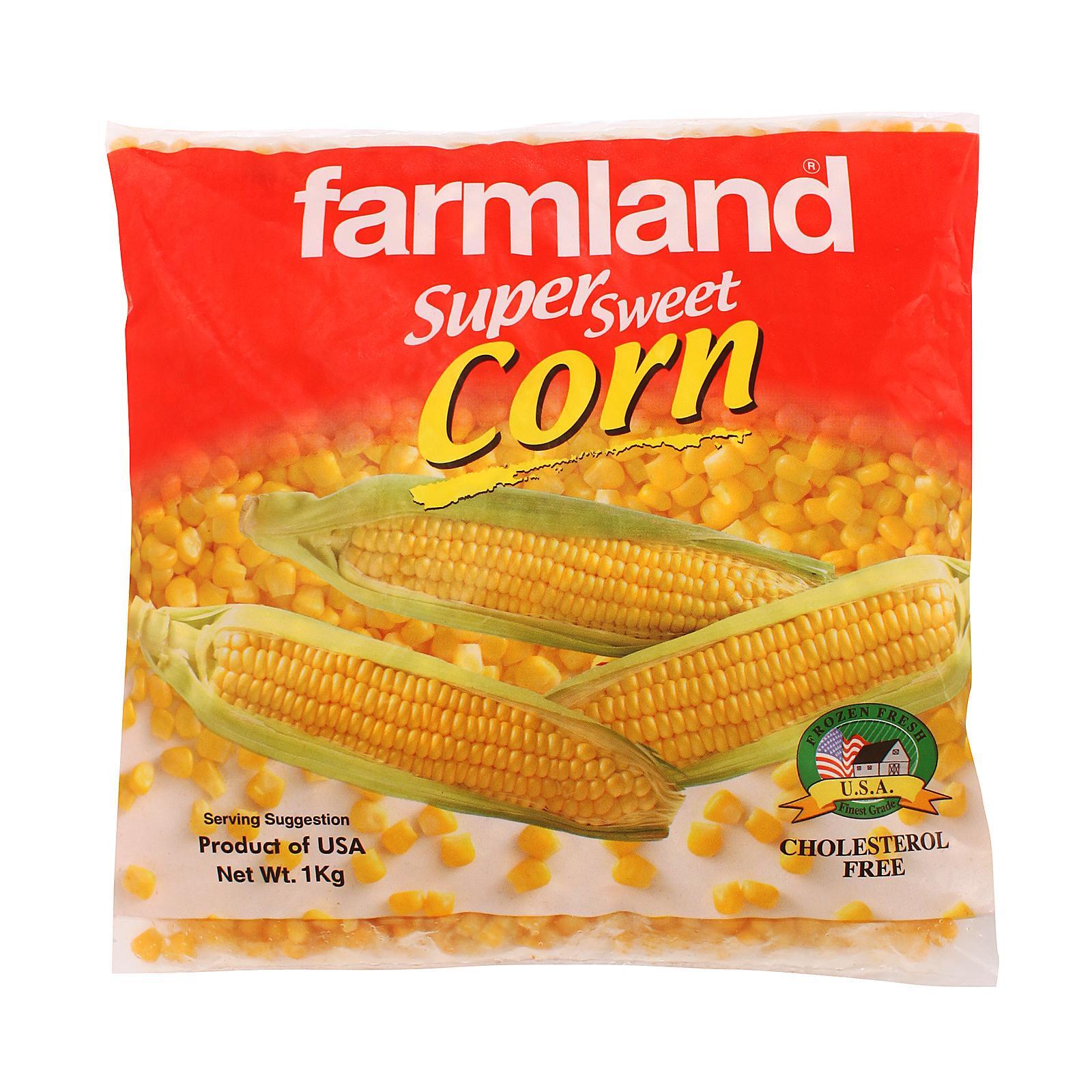 Farmland Sweet Corn - Frozen By Redmart.