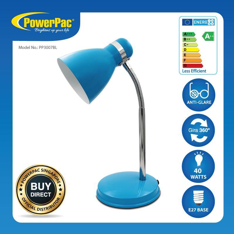 PowerPac Multipurpose Desk Lamp, children learning Table Lamp  (PP3007)
