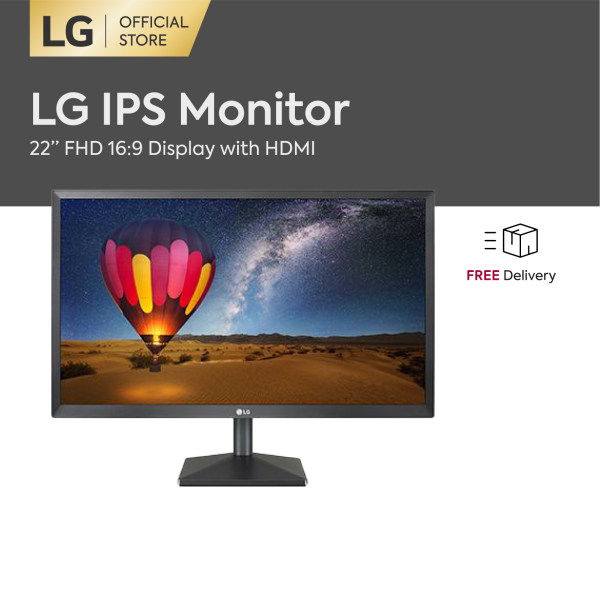 LG 22MN430 22 inch FHD IPS LED Monitor