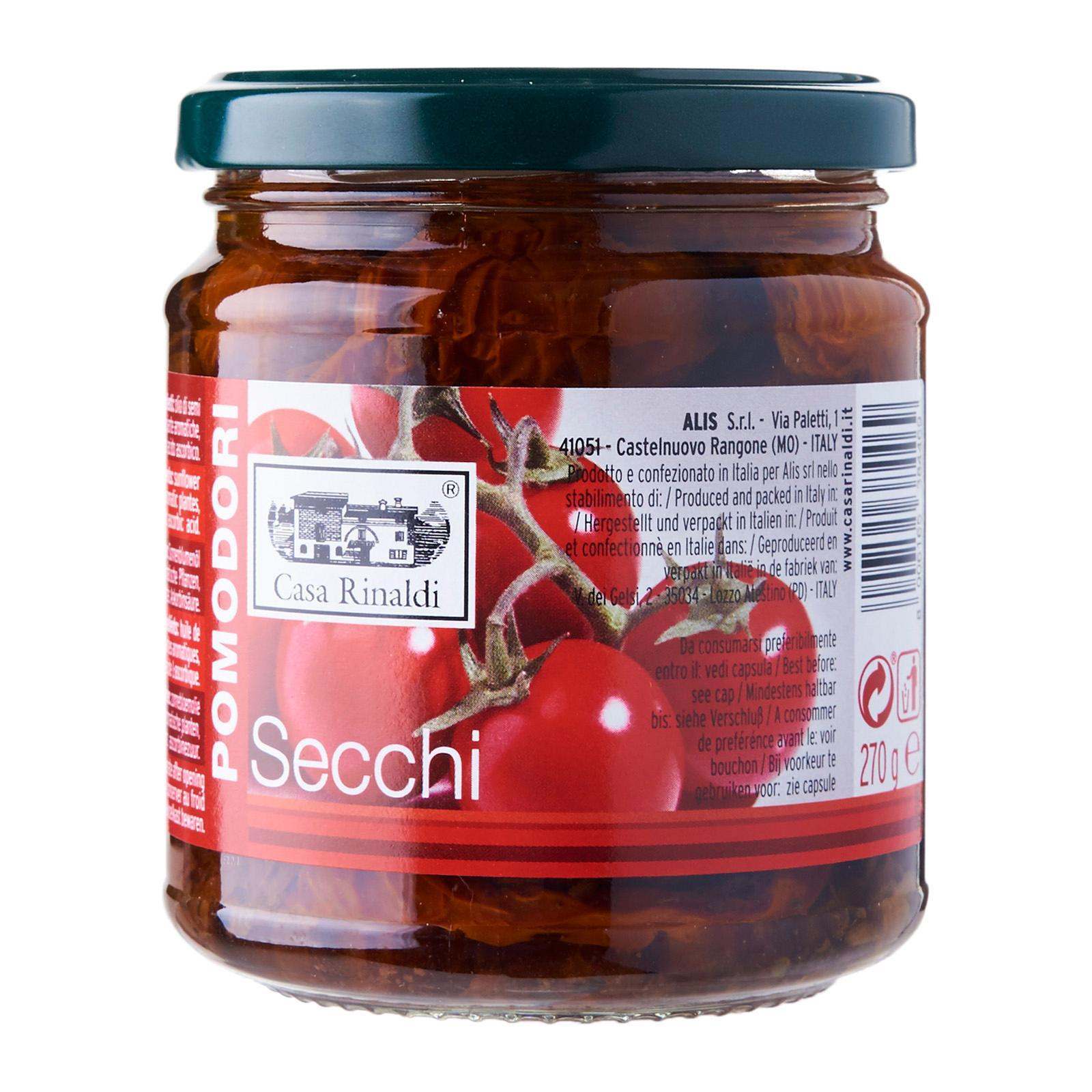 Casa Rinaldi Dried Tomatoes In Vegetable Oil By Redmart.