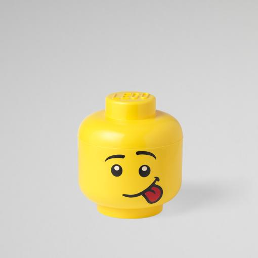 LEGO Iconic Storage Head(S)-Silly