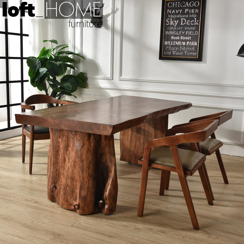 Dining Table – Whole Solid Wood