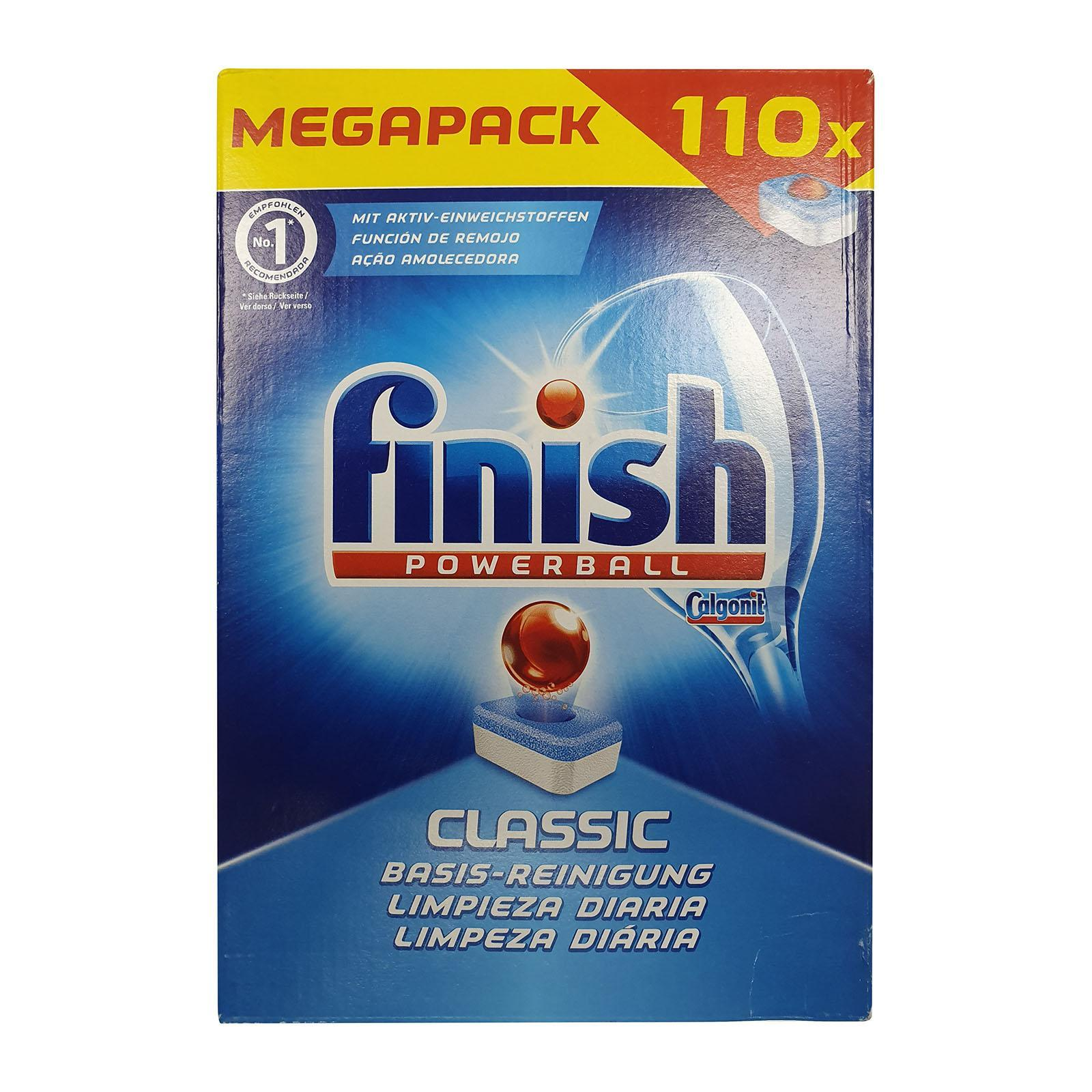 Finish Powerball Classic 110 Tablets