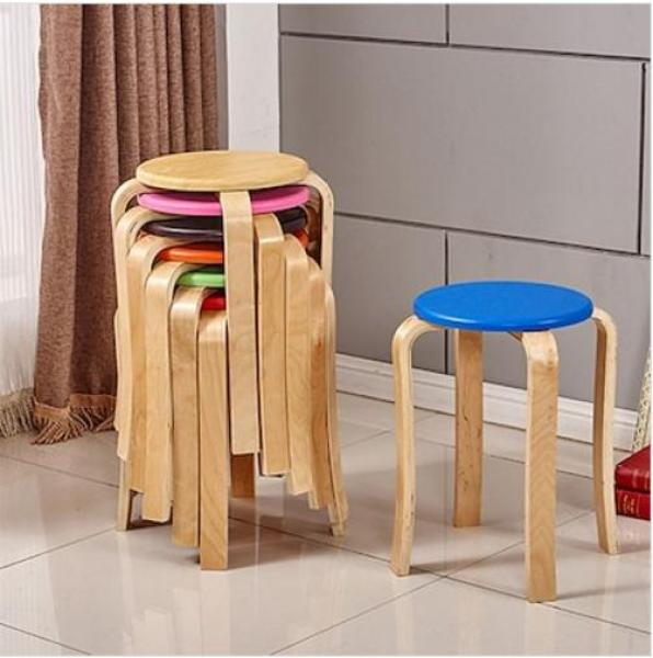 MISSHER CHAIR STACKABLE STOOLS / ADULT KIDS STOOLS / CHAIRS