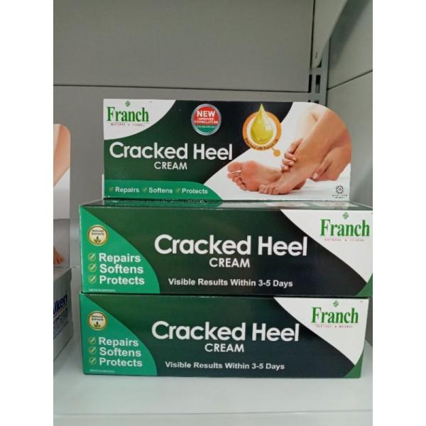 Buy FRANCH CRACKED HEEL CREAM 50G Singapore