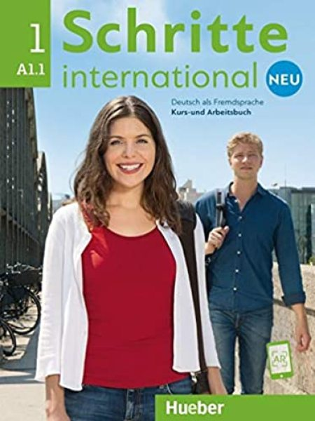 Schritte international Neu 1Kursbuch + Arbeitsbuch + CD zum Arbeitsbuch * pre order * pre order