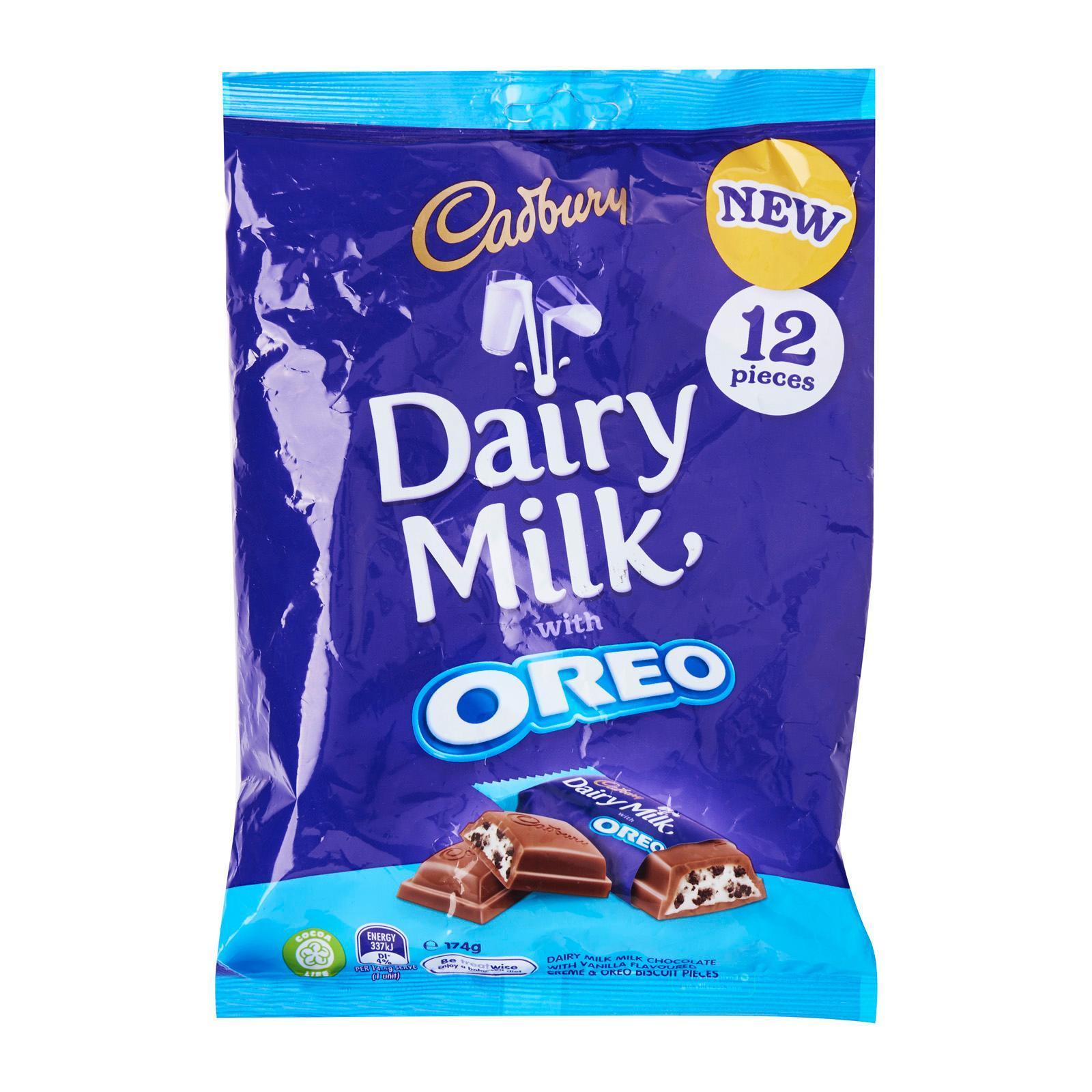 Cadbury Oreo Vanilla - Multipack