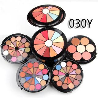 [New] [Giá Thấp] MISS ROSE Bộ Bảng Phấn Mắt 5 Trong 1 Hộp Trang Điểm Kết Cấu Mờ Dễ Màu Phấn Mắt Mờ Ngọc Trai 72 Màu + Kem Che Khuyết Điểm 6 Màu + Son Bóng 6 Màu + Phấn Má 3 Màu + Phấn 2 Màu + 1 Màu Nổi Bật + 1 Màu Sửa Chữa + Gương thumbnail