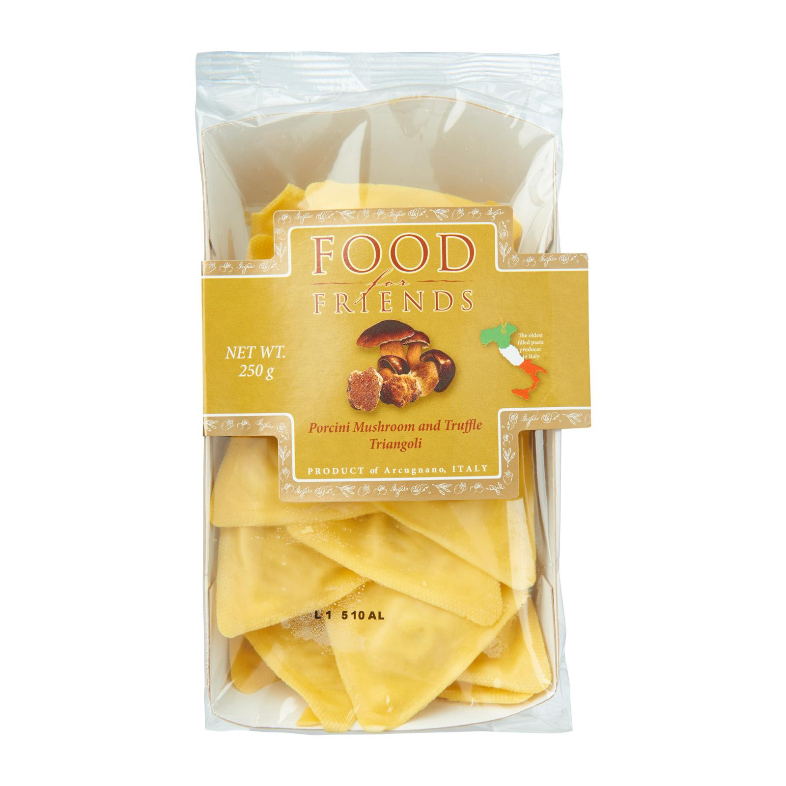 Food For Friends Traingoli Porcini And Truffle Pasta By Redmart.