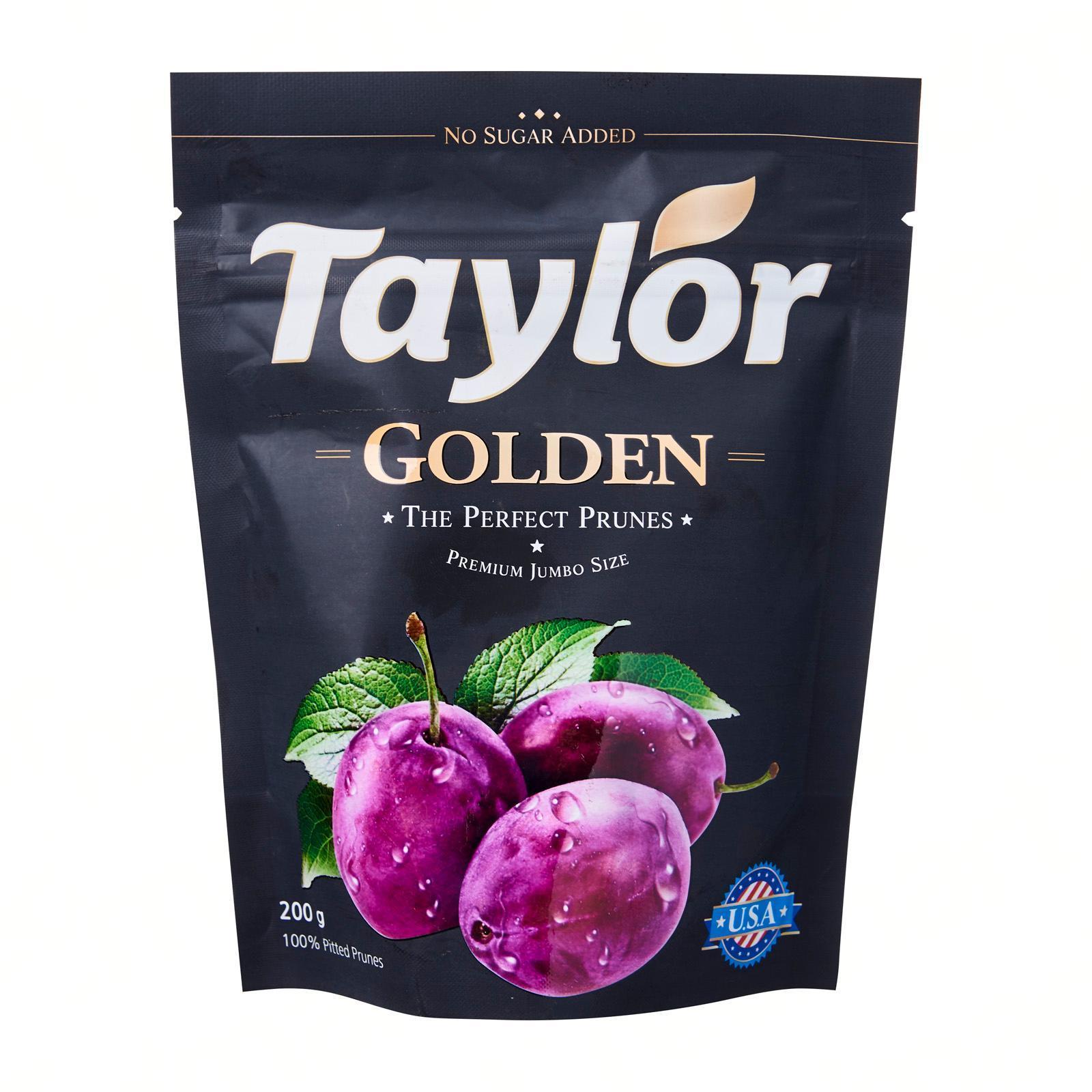 TAYLOR Naturally Sweet Golden Prunes (Jumbo)
