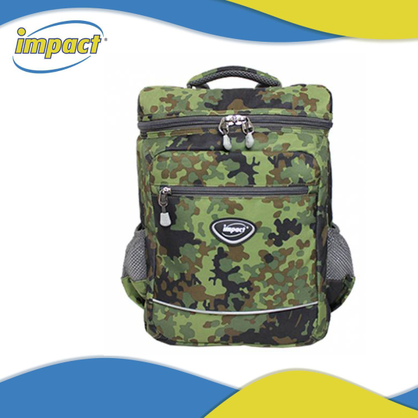 IMPACT Ergonomic School Bag Primary Educational Primary 1 Junior Middle School Bag For Kids Backpack IPEG-160