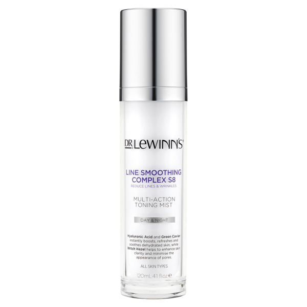 Buy Dr. Lewinns Line Smoothing Complex Multi-Action Toning Mist 120ml Singapore