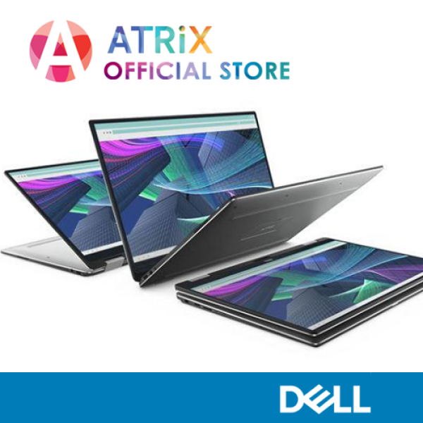 【Same Day Delivery】DELL XPS 13 XPS7390-10615SGL-W10 2-1 XPS | 13.3 FHD+ Touch | i7-1065G7 | 16GB RAM | 512GB SSD | 2 Year Dell Warranty