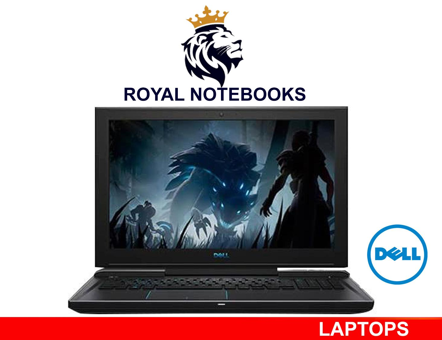 Latest Arrival - DELL INSPRION G7 15 - 7588 Laptop