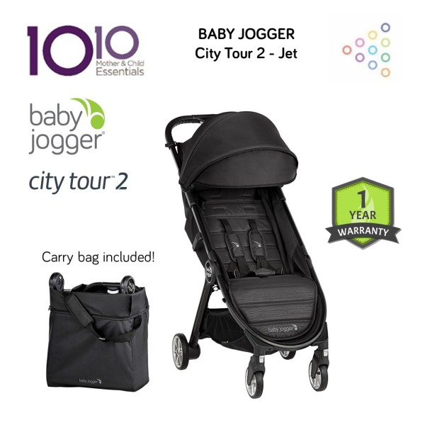 NEW LAUNCH Baby Jogger City Tour 2 - Jet Singapore