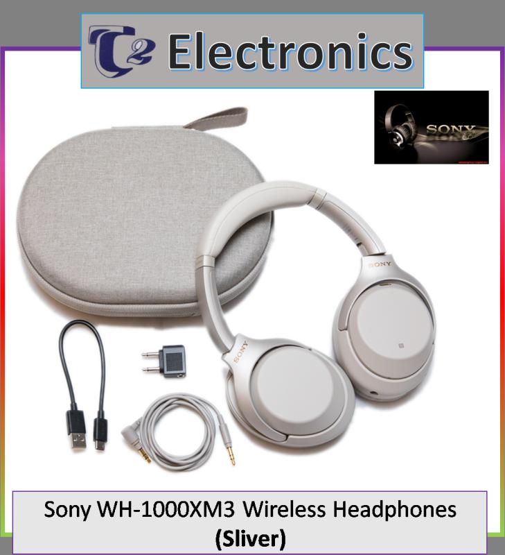 Sony WH-1000XM3 Wireless Headphones - T2 electronics Singapore