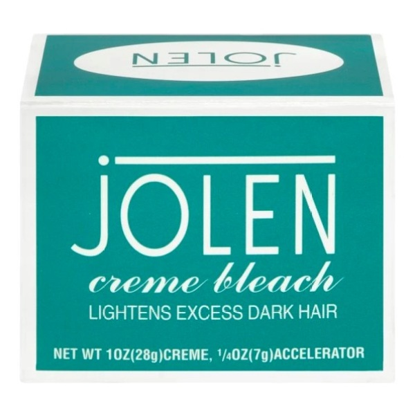 Buy Jolen Creme Bleach (28G Cream + 7G Accelerator) - Lightens Excess Dark Hair Singapore