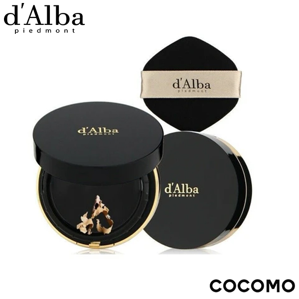 Buy (d'Alba) Noble Grinding Essence Cover Pact 21g - Cocomo Singapore