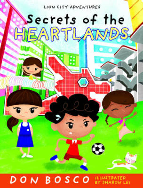 Secrets of the Heartlands PB (9789814721165)