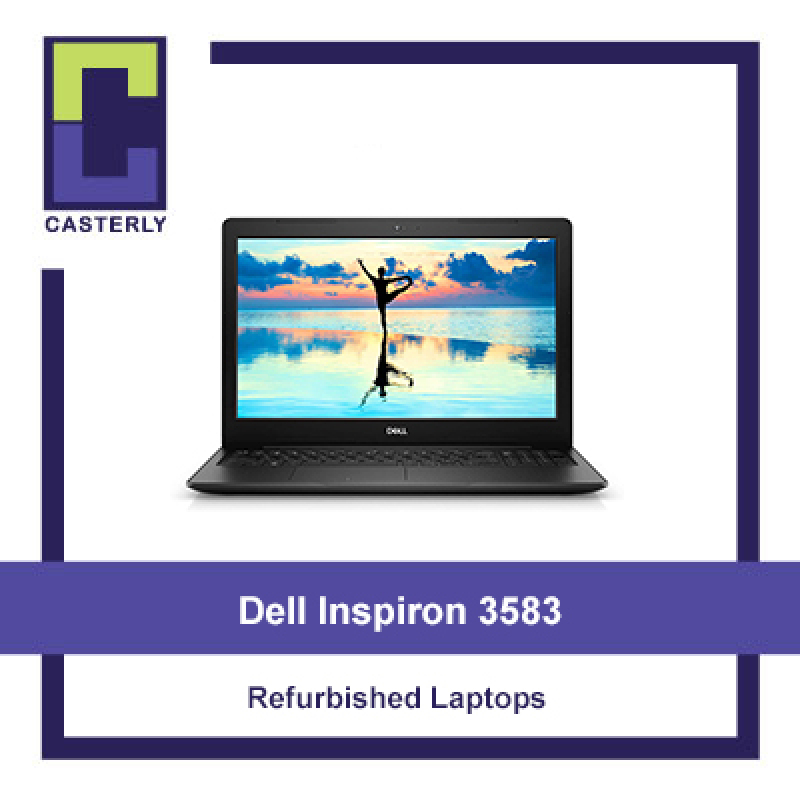 [REFURBISH] DELL INSPIRON 13-3583 / i7-8565U / 8GB RAM / 240GB SSD / WIN 10