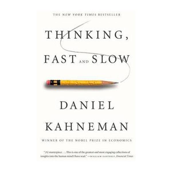 Thinking Fast And Slow (Paperback)
