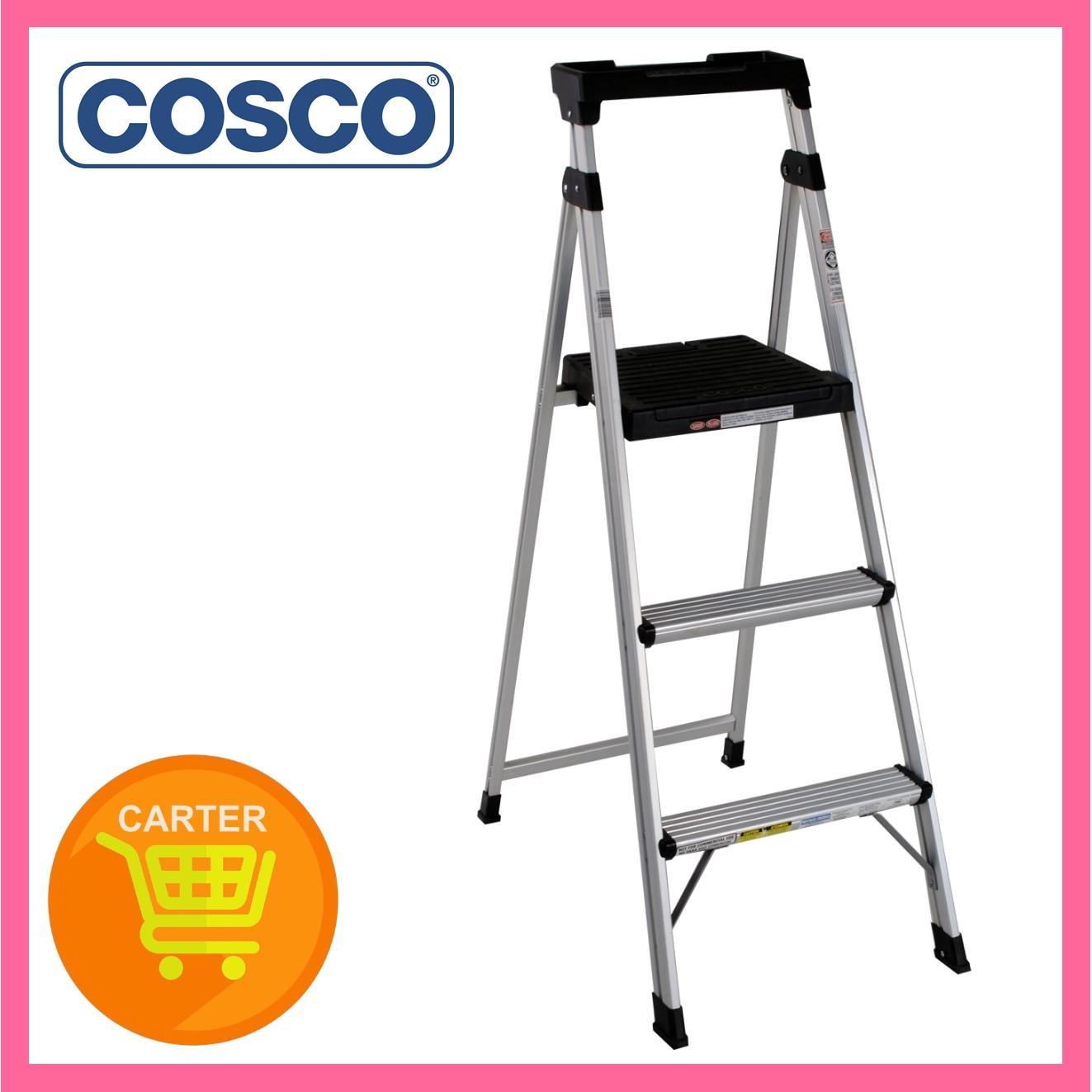 COSCO FOLDING STEP LITE SOLUTION LADDER SL5071
