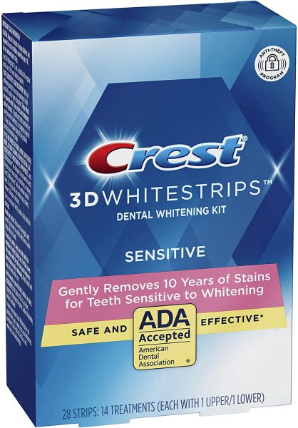 Buy Crest 3D White Gentle Routine (With Box) Singapore