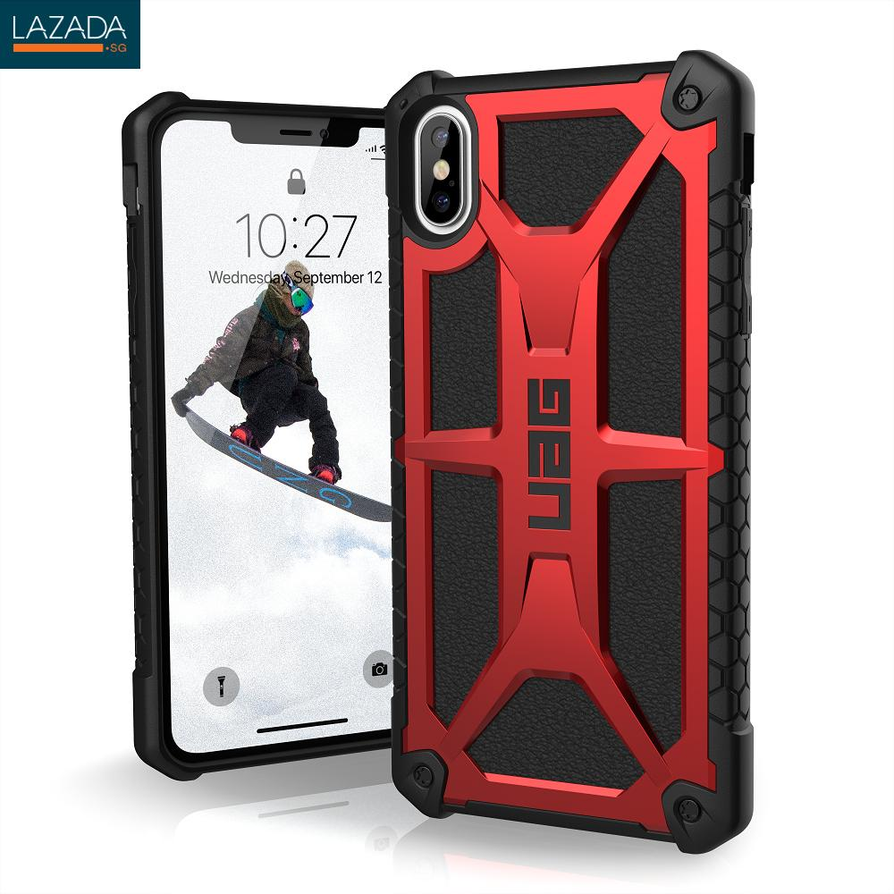 a44f5be8db098e UAG MONARCH SERIES IPHONE XS MAX CASE UAG iPhone Xs Max (6.5-inch)