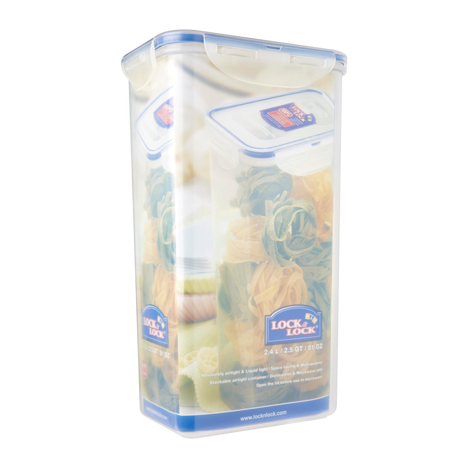 Lock & Lock Rectangular Classic Food Container 2.4L