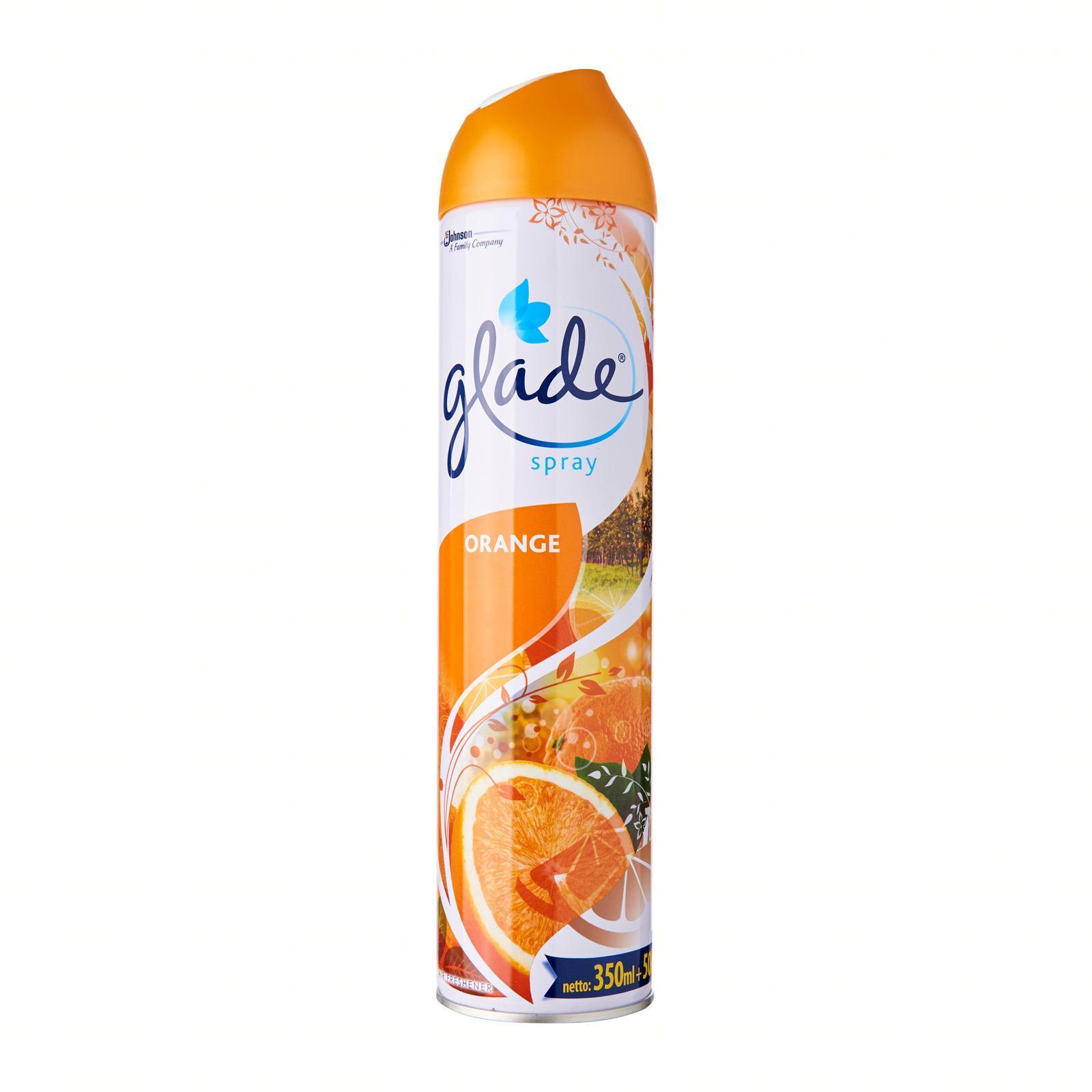 GLADE Aerosol Orange - By Prestigio Delights