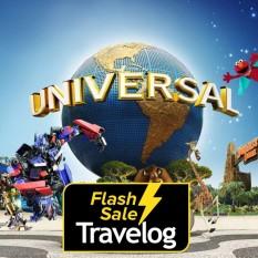 Singapore Universal Studios Singapore Admission Ticket (Adult)