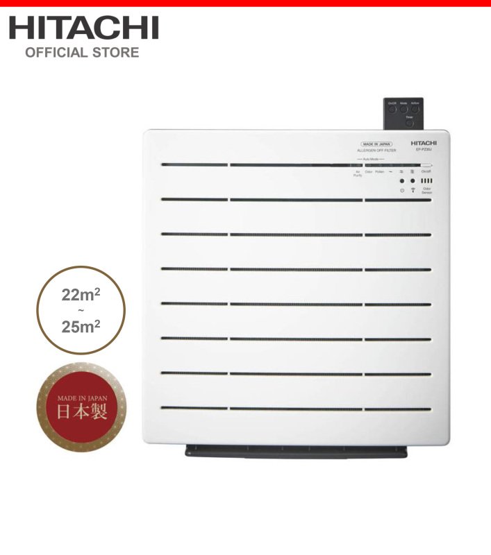 Made In Japan, Hitachi Air Purifier, PM2.5 Ready, 22 metre square, EP-PZ30J Singapore