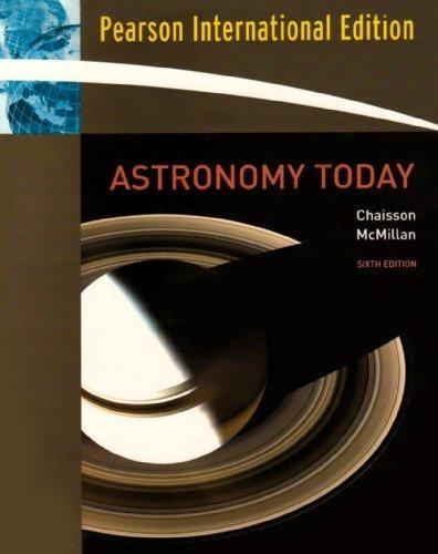 Astronomy Today (Pearson International Edition)