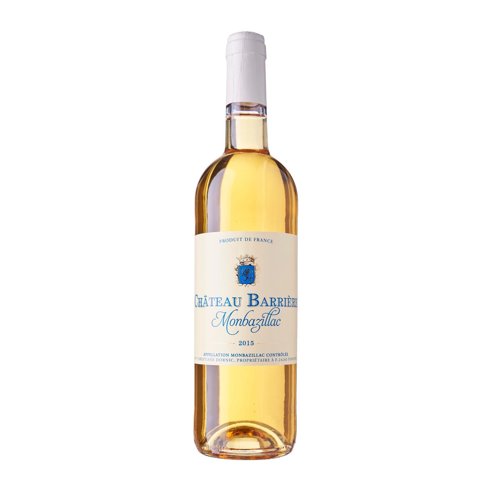 Chateau Barriere Monbazillac Blanc White Sweet Wine