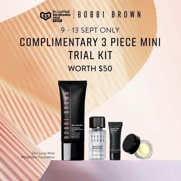 Buy Bobbi Brown Skin Long-Wear Fluid Powder Foundation 40ml Singapore