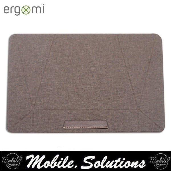 Ergomi Portable & Foldable Meta Stand / Mouse Pad for Laptop / Tablet (Authentic)