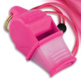 Buy Fox 40 Sonik Blast Cmg Whistle Pink With Breakaway Lanyard Fox 40 Original