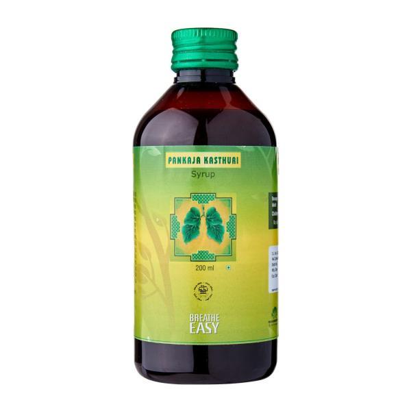 Buy PANKAJAKASTHURI Breathe Easy Syrup Singapore