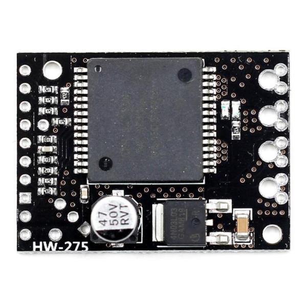 Vnh5019 Single Dc Motor Drive Module Board 30A High Current Self-Voltage Protection Vnh2Sp30 Upgrade