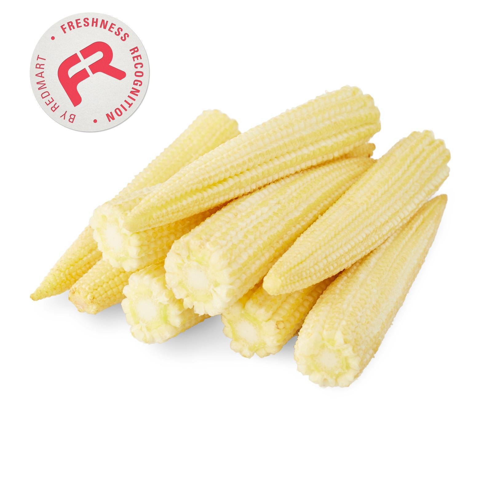 Givvo Baby Corn By Redmart.