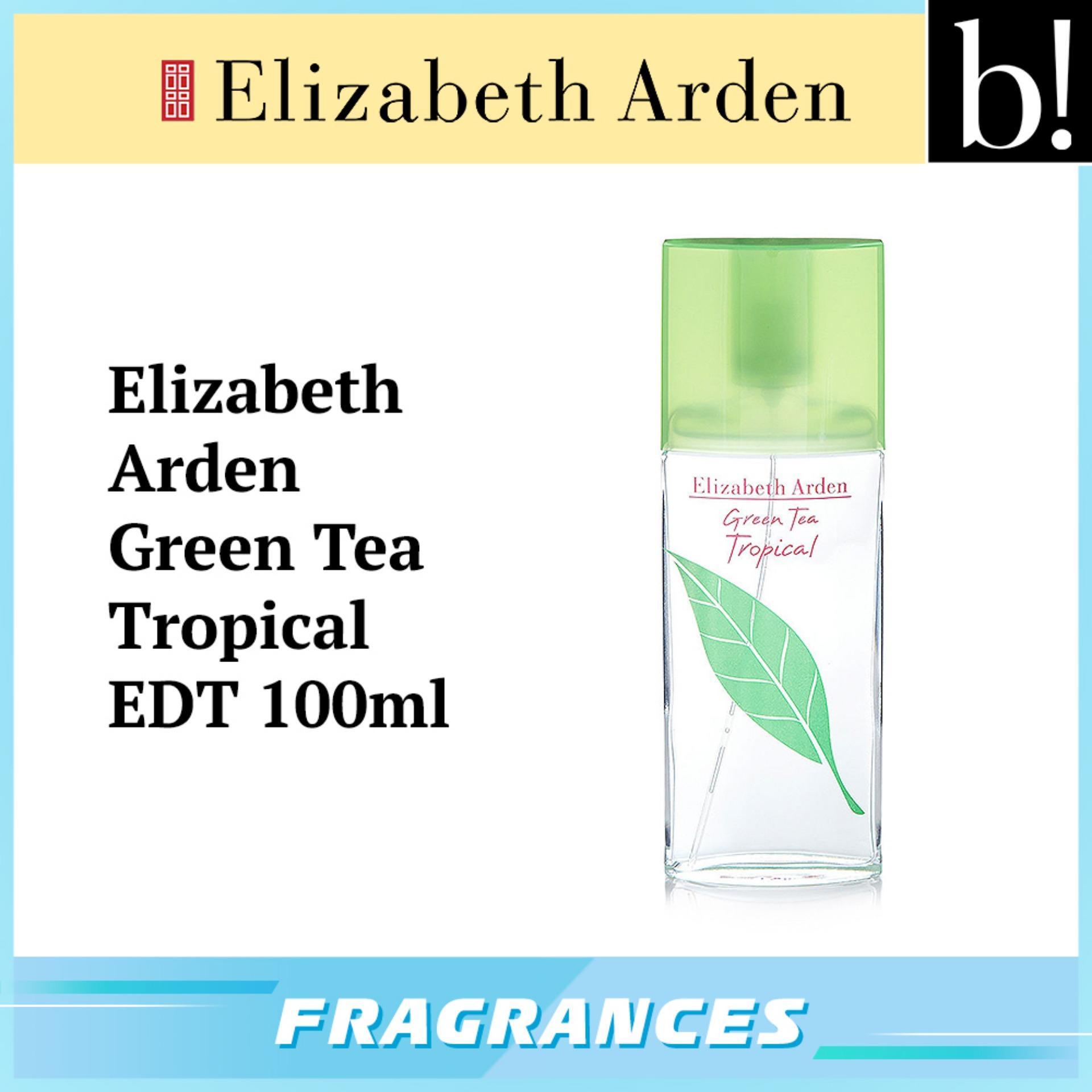 Elizabeth Arden Green Tea Tropical EDT 100ml - Beureka [Luxury Beauty ( Perfume) -