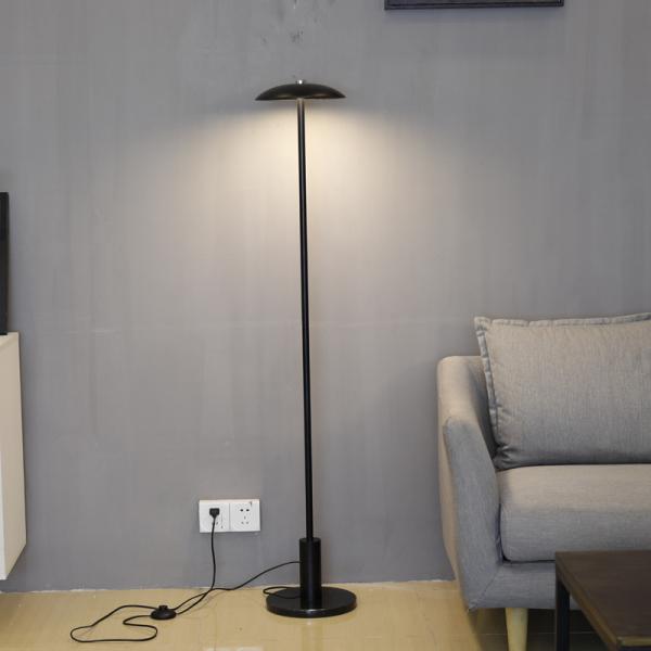 Marble Drop Floor Lamp Minimalist Light Luxury Living Room Sitting Floor Lamp Northern Europe Ins Wind Lamp High Base Bedroom Bedside Lamp