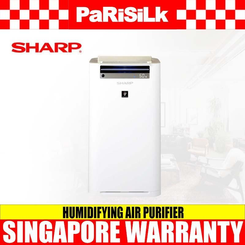 Sharp KC-G50E-W Humidifying Air Purifier Singapore