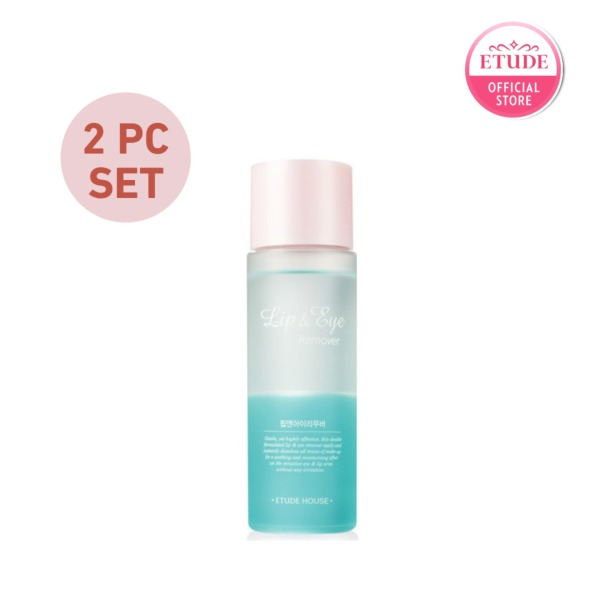 Buy ETUDE Lip & Eye Remover Bundle Set Singapore