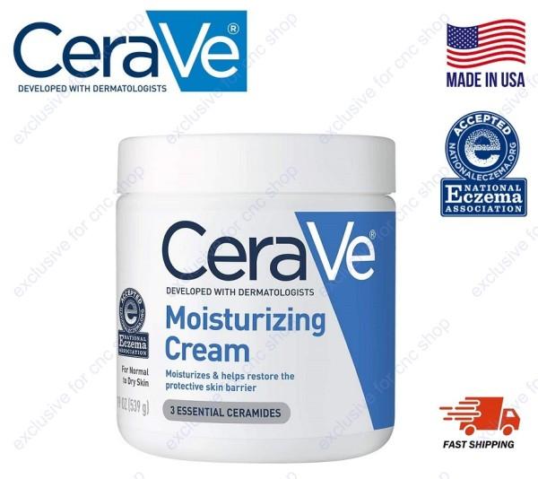 Buy CeraVe Moisturizing Cream (19 oz / 539 g) Singapore