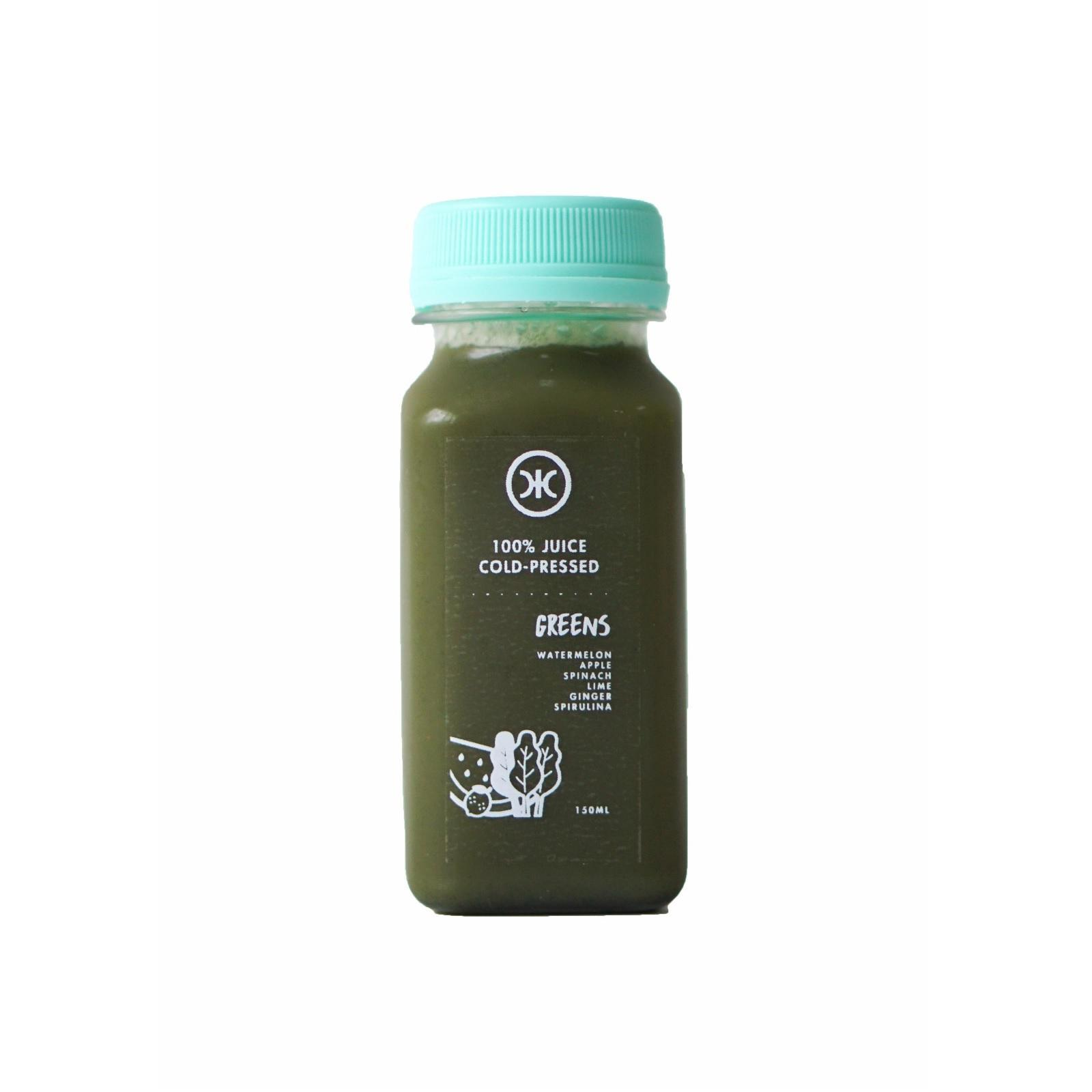 Hicjuice Greens [gift With Purchase] By Redmart.