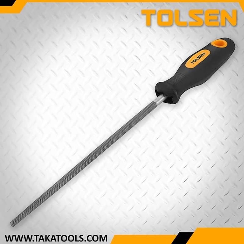 Tolsen Steel file round – 32009